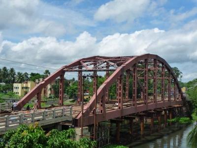 Bridge on Ichhamoti River